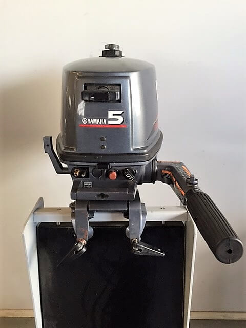 Yamaha 5CMH-99-5