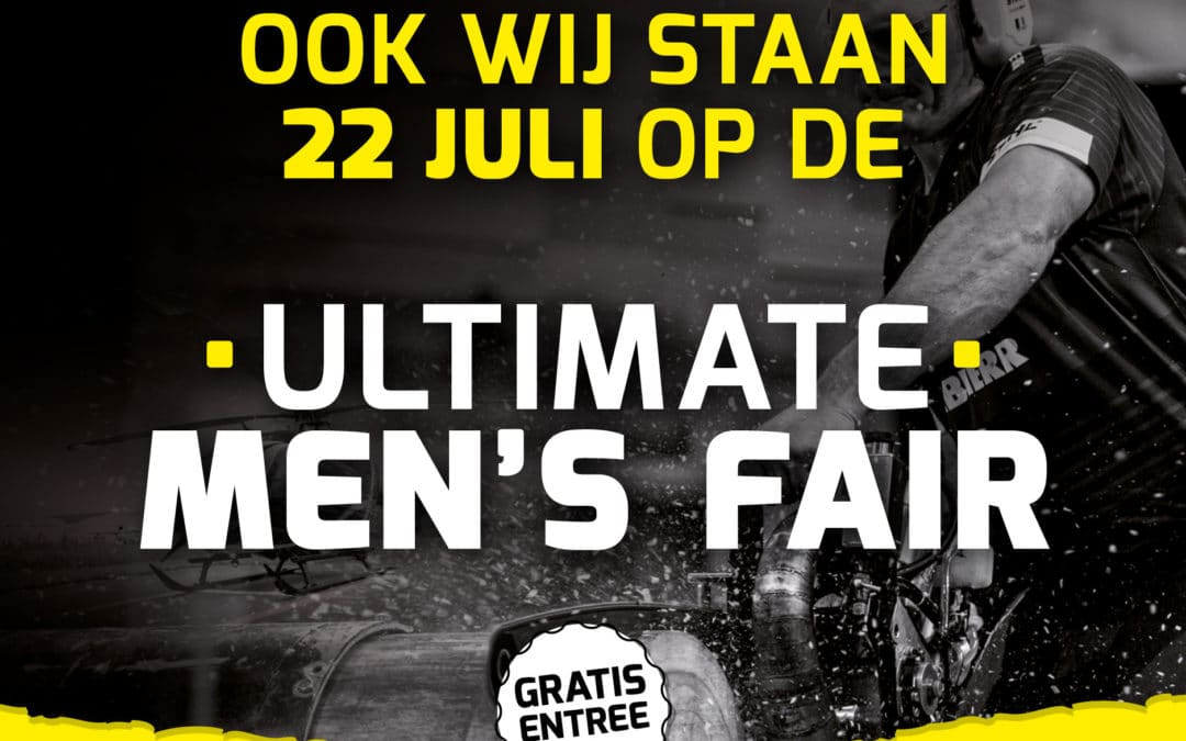 The Ultimate Men's Fair | 22 juli | Joure