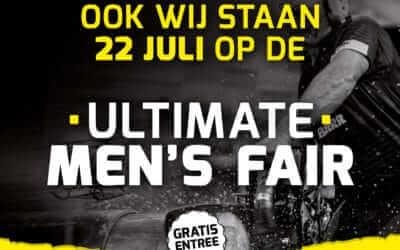 The Ultimate Men's Fair   22 juli   Joure