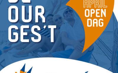 21 april, open dag! Buitenboordmotor workshop & Buster Phantom proefvaart
