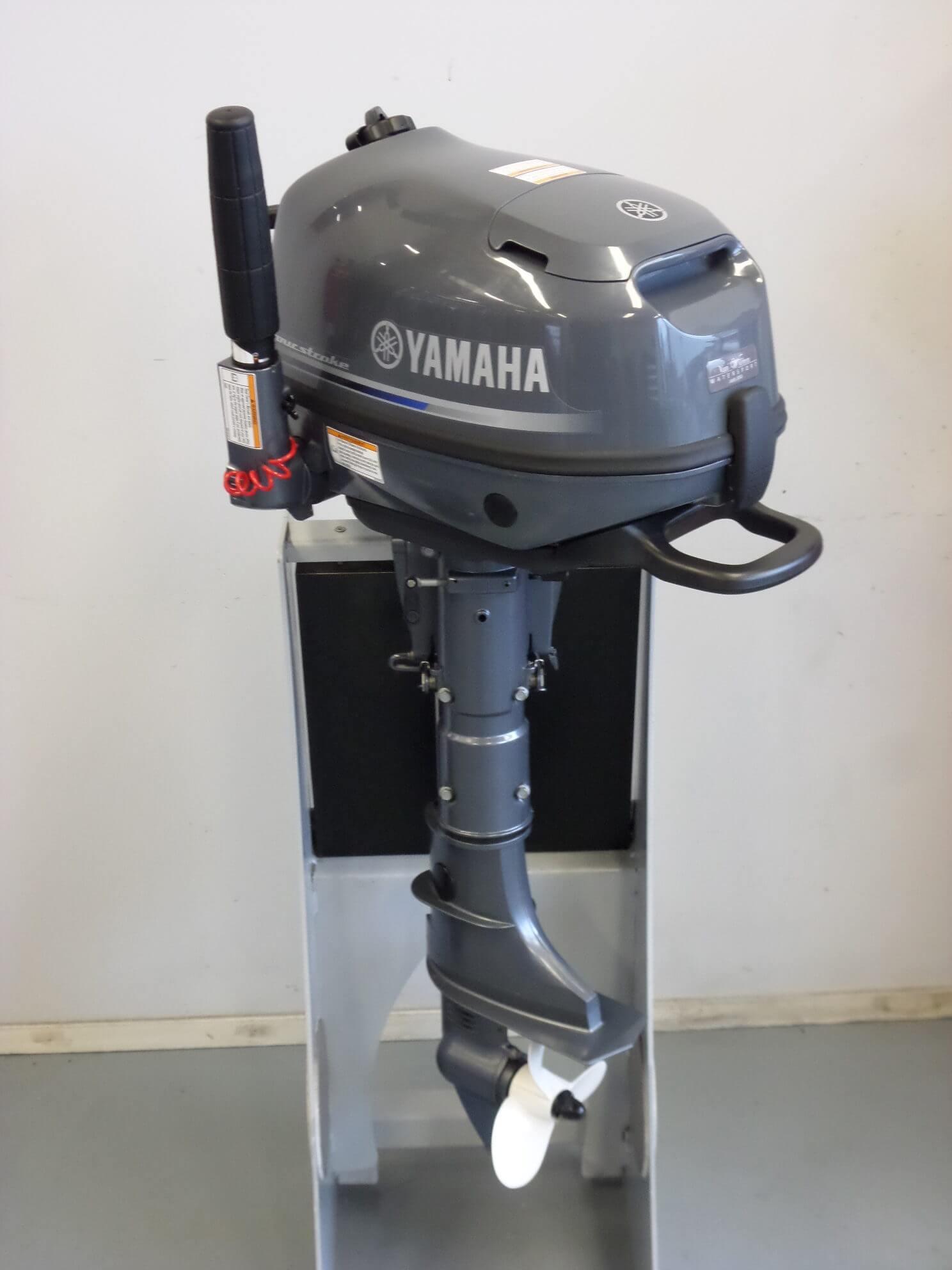 Yamaha 4 PK   aanbod gebruikte buitenboordmotoren