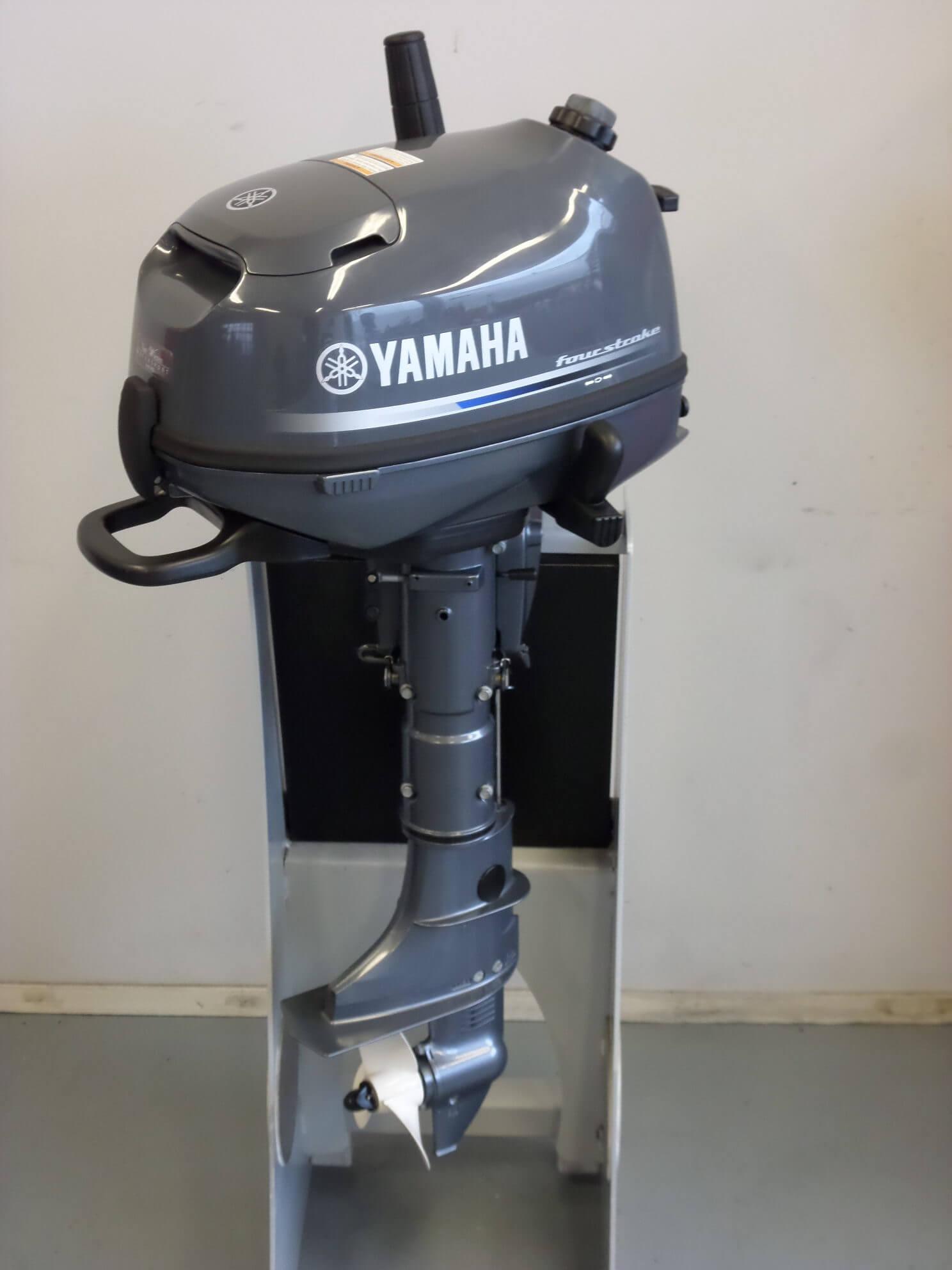 Yamaha 4 PK