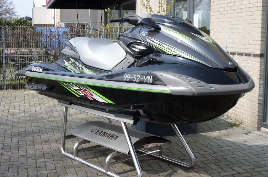 Yamaha WaveRunner FZR 2011